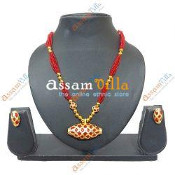 Medium size dhol pendant