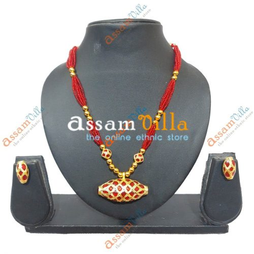 Medium size dhol pendant