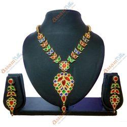 Dhansira Doogdoogi Necklace Set